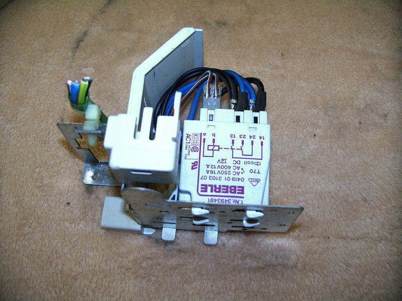 relais miele novotronic w832 waschmaschine e teile c ware tm store. Black Bedroom Furniture Sets. Home Design Ideas