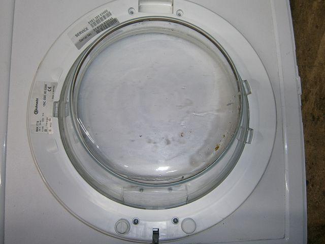 Bullauge komplett bauknecht wak 7778 waschmaschine c ware tm store